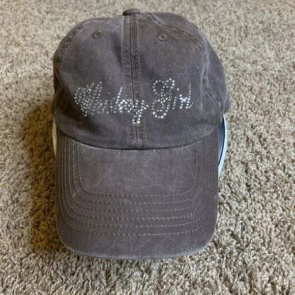 Otto Accessories - Otto Whiskey Girl Womens Hat OSFM Brown
